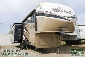 2013 Keystone RV Montana Big Sky 3700RL