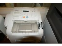 Samsung SF-560R A4 Laser Fax Copier Office Printer - USED