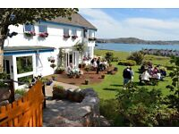 Live in Chef required for busy island hotel