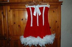 HAND MADE OUTFIT SIZE LARGE. COLLECTION FROM WHITBY OR CAN POST FOR A FEE.
