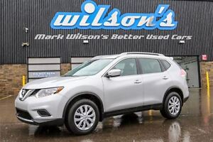 2014 Nissan Rogue AWD! REAR CAMERA! HEATED SEATS! $74/WK, 4.74%