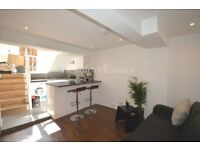 SUPERB 1 DOUBLE BEDROOM APARTMENT W/ PATIO GARDEN CENTRALLY PLACED FOR BOTH CAMDEN & KENTISH TOWN