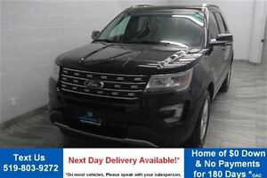 2016 Ford Explorer w/ NAVIGATION! PANORAMIC SUNROOF! HEATED SEAT