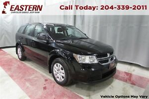 2015 Dodge Journey CVP 2.4L PUSH STRT 17 ALLOY USB RADIO A/C CRU