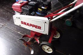 snapper garden rotovator