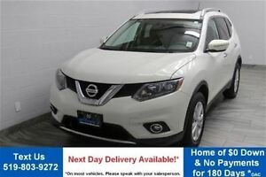 2014 Nissan Rogue SV AWD w/ PANORAMIC ROOF! HEATED SEATS! BLUETO