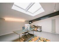 Studio 205 / Creative Office / Studio / Workspace / East London / Hackney Downs Studios / E8