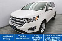 2015 Ford Edge SEL AWD w/ LEATHER! SYNC! REVERSE CAMERA! POWER P