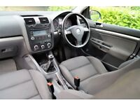 VW GOLF MK5 2.0 GT TDI 140BHP 12-MOT 6 SPEED FULL SERVICE 2-OWNERS REG.2005