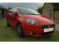 Fiat Grande Punto GP , Immaculate condition , reliable , good looking car.
