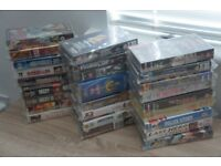 VHS Video Job Lot - Lots in New Condition