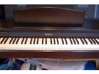 ROLAND HP-1 DIGITAL PIANO