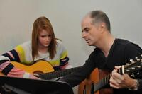 Private Guitar Lessons / All Ages / Great Rates!