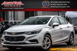 2017 Chevrolet Cruze LT|Sun & Sound Package|BOSE|Keyless_Go|R_St