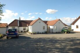 Rural cottage fully modernised with stunning views just off the M80 @ Castlecary