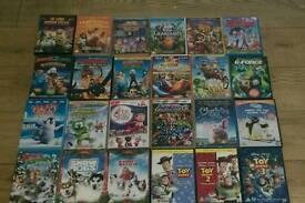 24 kids dvds
