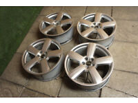 "19"" Alloy wheels to fit 5x112 VW Passat Golf Caddy Touran / Audi A3 A4 A8 S Line RS4 Alloys"