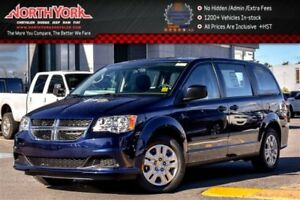 2017 Dodge Grand Caravan New Car CVP|Trac.Cntrl|RemoteKeyless|A/