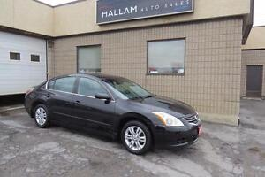 2012 Nissan Altima 2.5 S Power Sunroof, Bluetooth, Dual Exhaust