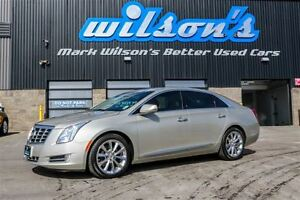 2013 Cadillac XTS PREMIUM COLLECTION! V6!  NAVIGATION! HEADS UP!