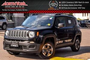 2016 Jeep Renegade New Car Sport 4x4|Backup Cam|Keyless_Go with
