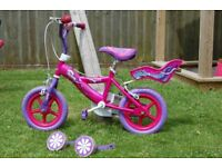 "Kids' Bike - 12"" Sonic"