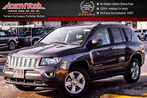 2017 Jeep Compass NEW Car High Altitude|4x4|Nav|SatRadio|HtdFron
