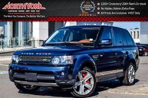 2013 Land Rover Range Rover Sport SC 4WD|Nav|Htd Seats|Drvr Memo
