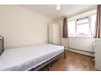 CHEAP DOUBLE ROOM, ZONE 1 ** SHOREDITCH / BETHNAL GREEN / LIVERPOOL STREET AREA
