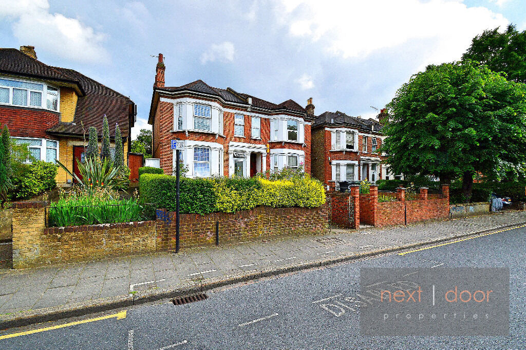 BRAND NEW COMPLETELY REFURBISHED 4 BED APARTMENT SECONDS TO STREATHAM COMMON STATION- PRIVATE GARDEN