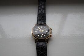 Poljot Sekonda manual wind mechanical alarm wristwatch - New old stock -Russian 20TH CENTURY