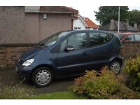 Mercedes A Series A140 2003 Low Mileage