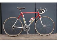 Beautiful Classic Vintage French Lightweight 'Pyrenea Sport' Mens Road Bike 56cm Frame