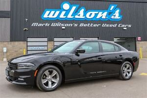 2016 Dodge Charger SXT NAVIGATION! SUNROOF! HEATED SEATS! $92/WK