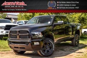 2017 Ram 2500 New Car SLT Night Edition|4x4|Crew|Diesel|RamBox|B