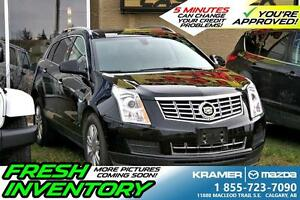 2016 Cadillac SRX AWD Luxury w/Power Tailgate!!