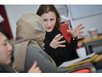 FREE ENGLISH CLASSES IN CENTRAL LONDON! DIFFERENT LEVELS AVAILABLE!