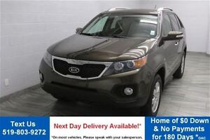 2011 Kia Sorento LX HEATED SEATS! ALLOYS! BLUETOOTH! POWER PACKA