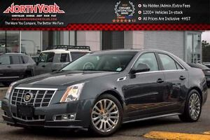 2012 Cadillac CTS Performance|AWD|Perf.LuxuryPkg|Sunroof|Bose|Re