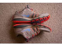 Women's Nike Dual Fusion 2 Trail Running Shoes. Size 7.5. Great condition. RARE COLOURWAY!