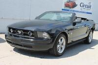 2009 FORD MUSTANG V6 CONVERTIBLE  AUTO