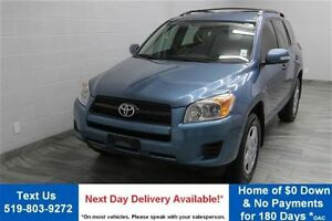 2012 Toyota RAV4 4WD w/ POWER PACKAGE! CRUISE CONTROL! KEYLESS E