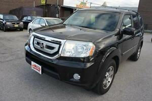 2009 Honda Pilot TOURING  | LEATHER | NAVI | BACKUP CAM | SUNROO