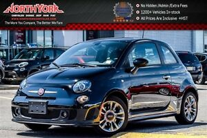 2016 Fiat 500 Turbo Manual|HTD Frnt Seats|Sat Radio|Bluetooth|17
