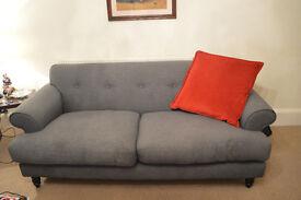 Three seater sofa. DFS sofa.