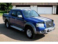 2009 , Ford Ranger Wildtrak Pick up , Excellent Condition,