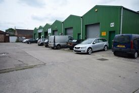 Commercial units to let 1000 sq ft - 3500 sq ft in Excellent Location, Various Trades Suitable