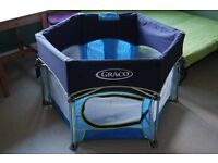 GRACO Pack 'n Play Sport Playpen with UV50 Cover.