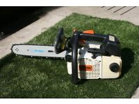 Petrol chainsaw Stihl (MS200T) 020T top handle