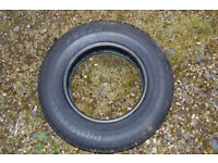 1 x Primewell 175/80/R14 Nearly New Tyre 8mm